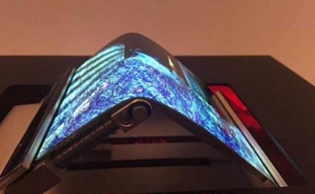Huawei foldable mobile with Kirin 980