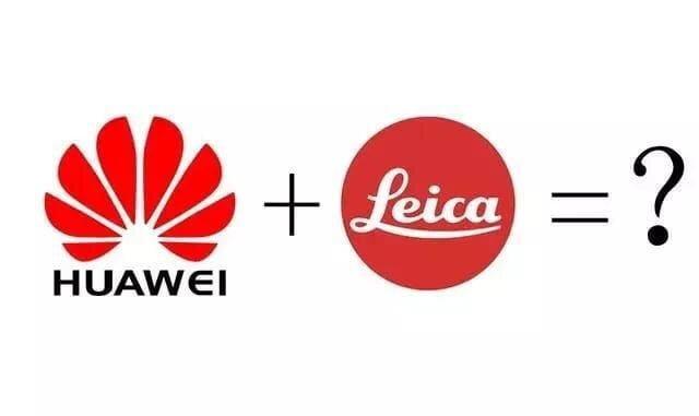Huawei Leica cooperation