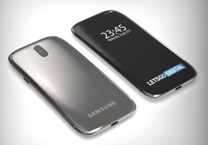 samsung phone 3d curved screen