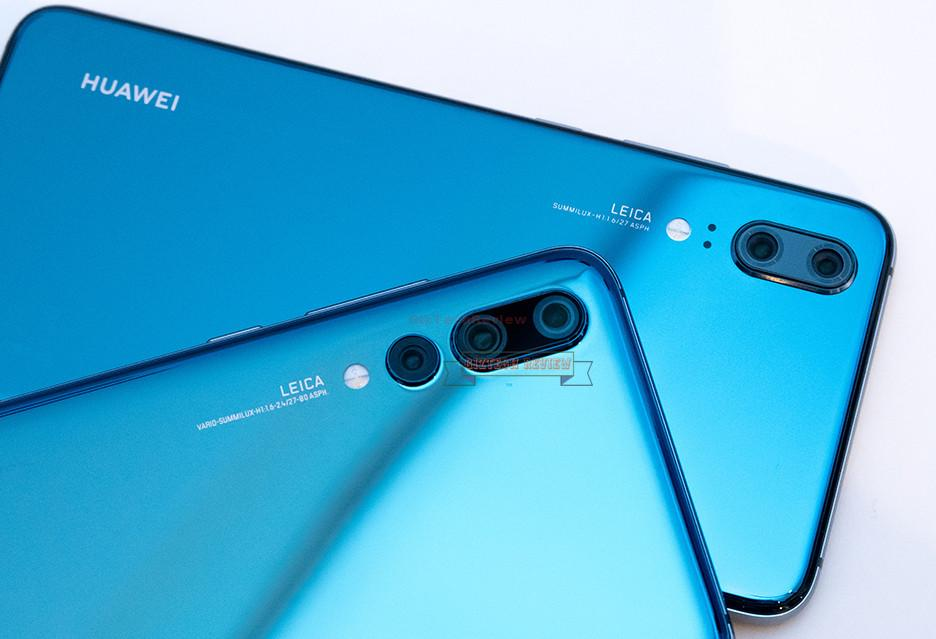 The Premiere of Huawei P20 and P20 Pro: The First Overview