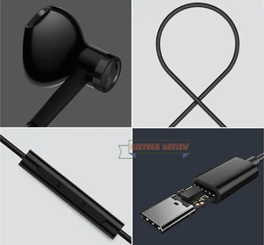 c487214f5d2 ... the earbuds will stay in place even through a strenuous workout. The  cord is made of highly elastic TPE wire, strong and durable, and, at the  same time, ...
