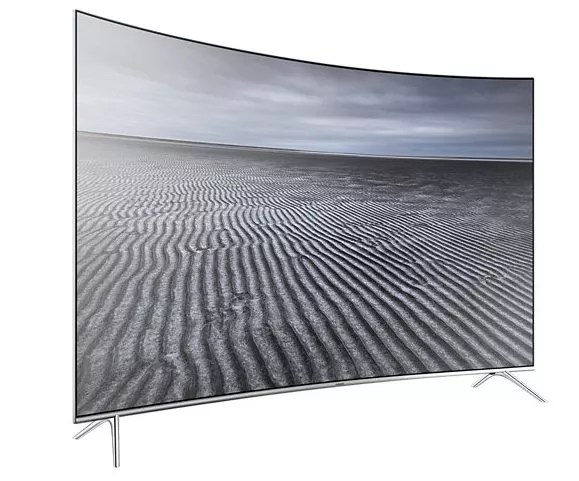 samsung ue65ks7500 le t l viseur incurv uhd. Black Bedroom Furniture Sets. Home Design Ideas