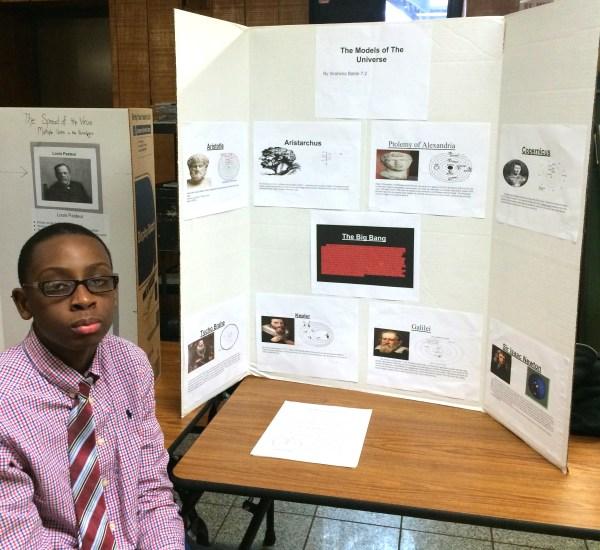 Science Fair Scientific Models 7th Grade Gja
