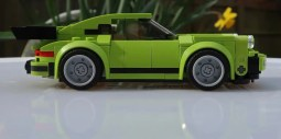 LEGO Speed Champions Porsche 911 Turbo 3.0 75888 Side Profile