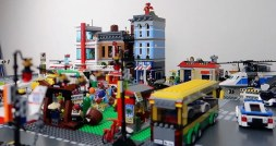 Custom LEGO City Update #2 - Downtown