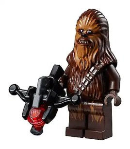 LEGO Star Wars 75222 Betrayal At Cloud City - Chewbacca