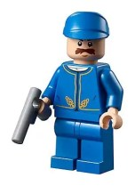 LEGO Star Wars 75222 Betrayal At Cloud City - Cloud City Guard 2