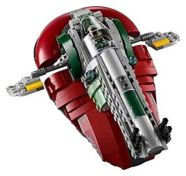 LEGO Star Wars 75222 Betrayal At Cloud City - Slave 1