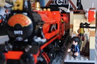 Harry Potter LEGO Hogwarts Express Set 75955