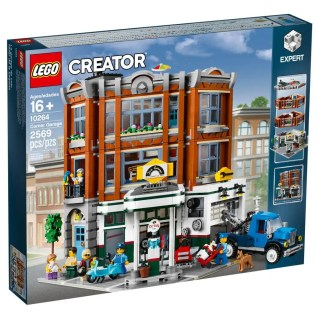LEGO Creator Expert 10264 Box Front Angled