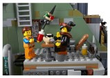LEGO Movie 2 - Welcome to Apocalypseburg 70840 - Rooftop Diner