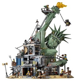 LEGO Movie 2 - Welcome to Apocalypseburg 70840 - Front Statue of Liberty