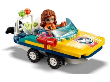 LEGO-Friends-41376-Turtle-Rescue-Set-Detail