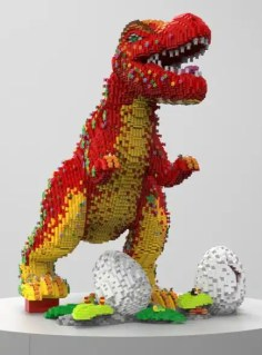 lego house duplo dinosaur (via brickset)