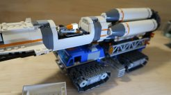 LEGO City Rocket Assembly Probe Loaded