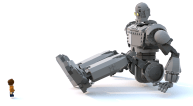 lego ideas 2020 news - The Iron Giant - 20th Anniversary Edition by BrettCuv