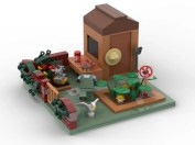 lego ideas 2020 news - Untitled Goose Game by A Fellow Player