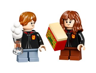 LEGO Harry Potter Diagon Alley 75978 - Minifigures 3