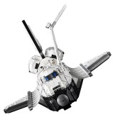 LEGO 10283 NASA Space Shuttle Discovery - Front action shot