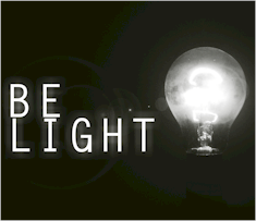 You have a light in the Christians around you. Now, become a light for Him. Accept the salvation offered in Christ to ignite your light and shine for Him.