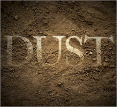 For dust you are, and to dust you shall return. Our bodies may return to dust, but our souls can live forever in heaven with God if we obey Christ!
