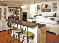 Cottage Kitchens: Flooring | gjconstructs