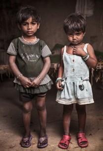 Kids in Varanasi
