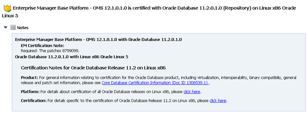 Install Oracle Enterprise Manager (OEM) Cloud Control 12c on OEL 6.1 (3/6)