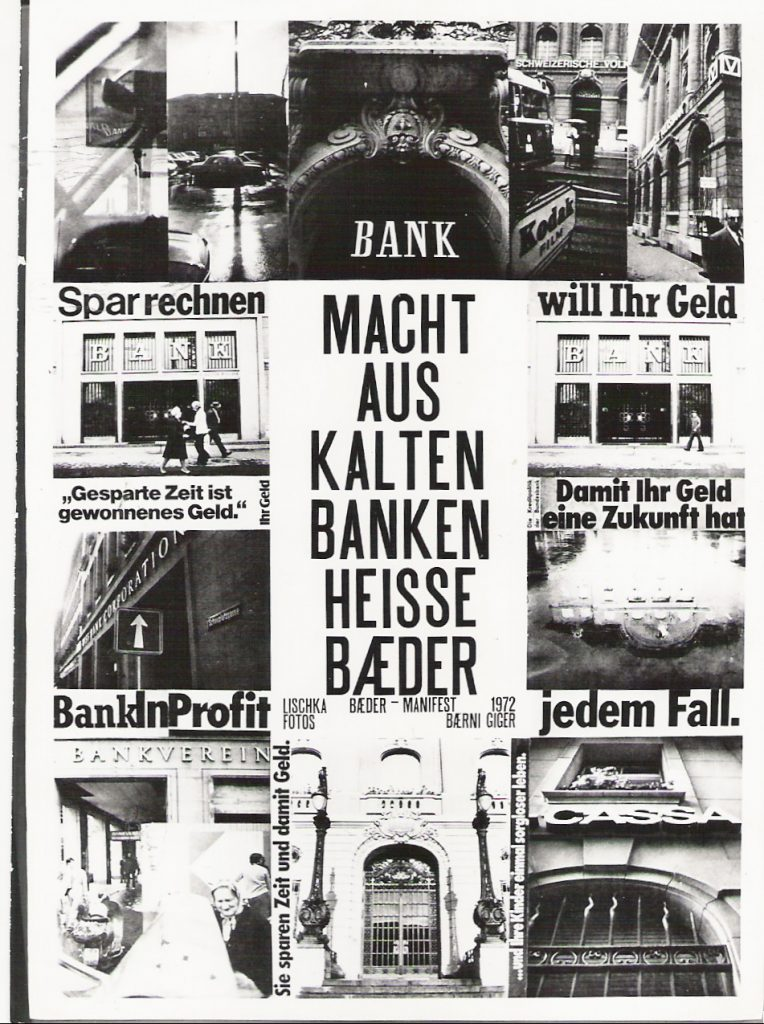 BÄDERMANIFEST 1972