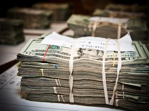 130K Currency Seizure