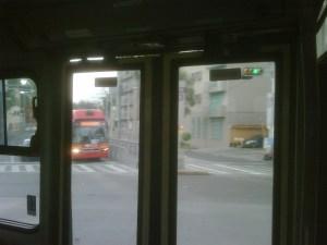 Cruce de Metrobús