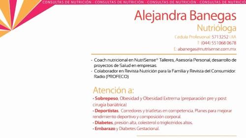 nutriologa alejandra