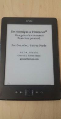 De Hormigas a Tiburones en Kindle