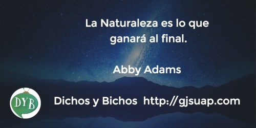 Naturaleza - Adams