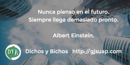 Futuro - Einstein