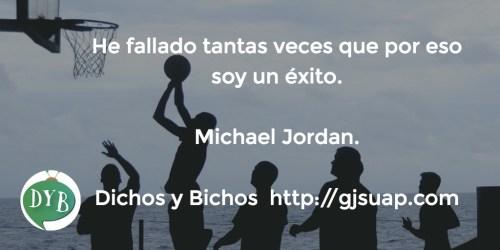 Fallos - Jordan