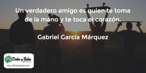 Amigo - García Márquez