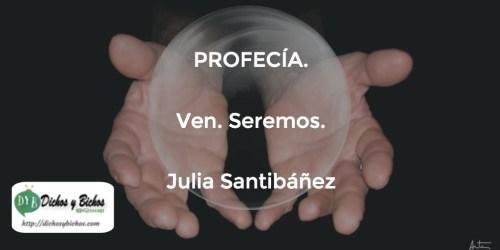 Profecía - Santibáñez