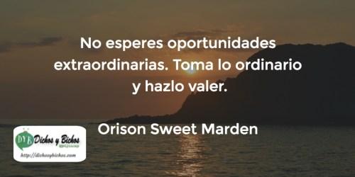 Oportunidades - Marden