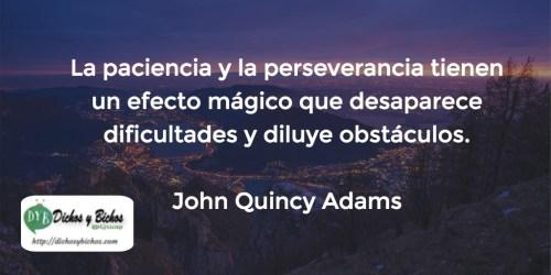Perseverancia - Adams
