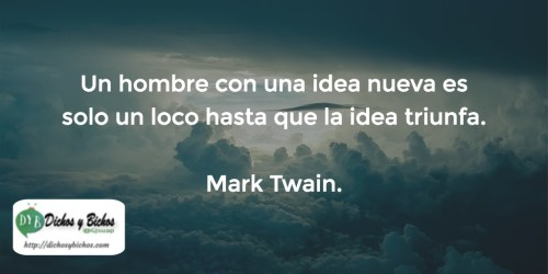 Ideas - Twain