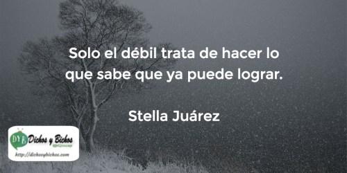 Débil - Juárez