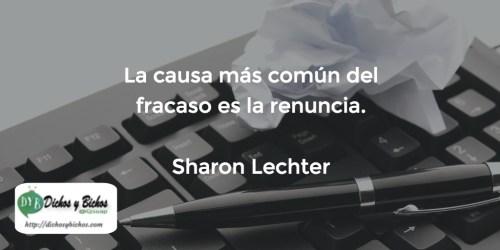 Fracaso - Lechter