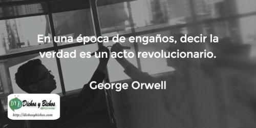 verdad - Orwell