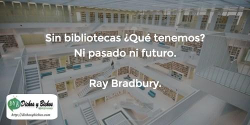Bibliotecas - Bradbury