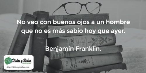 Sabiduría - Franklin