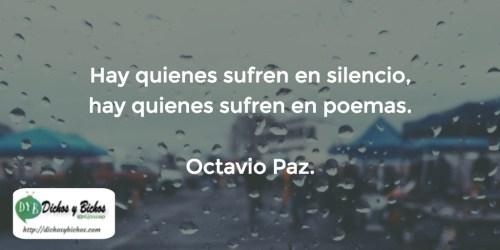 Sufrimiento - Paz