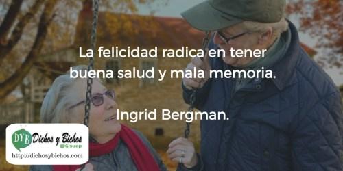 Felicidad - Bergman