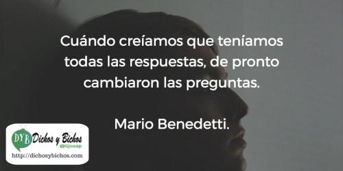 Respuestas - Benedetti