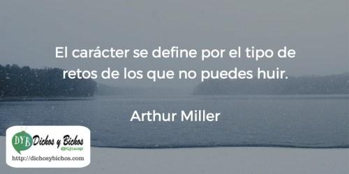 Carácter - Miller